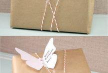 Cadeaux / Emballage cadeau, DIY