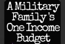 Military Financial Bloggers / Money tips and information for and by military families. Open to personal finance tips from bloggers who are connected to the military: active duty, Reserve, Guard, retiree, veteran, spouse, or significant other. To be added to the board contact Pinterest@MilitaryFinancialPlanner.com with your Pinterest URL and your blog URL.