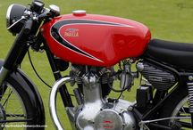 Giro Italia / Bikes and beauty that are single cylinder vintage italian motorcycles. / by Raleigh Smith