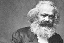 Karl Marx / Materiale multimediale circa la vita e la filosofia di Karl Marx