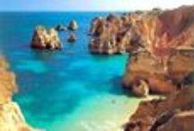 Algarve / El perfecto lugar de vacaciones...#algarve #portimao #albufeira #lagos #sagres #cabosanvicente #tusguiasdeviaje