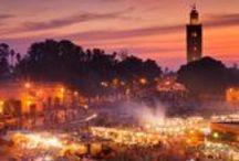 Marrakech / Impresionante ciudad con un carácter único...#marruecos #marrakech #jmaelfna #medina #essaouira #ourika #tusguiasdeviaje
