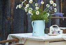 Garden Care / Zahrada stará / Inspirace