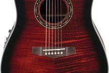 Guitars / Kytary / Inpirace a podívaná