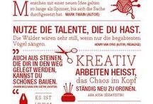 Sprüche (great quotes)