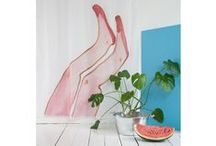 Originelle Duschvorhänge / original shower curtains / Shower curtians which will bring some fun to your daily shower. Designed by bermuda in Berlin, Germany. www.bermudaliving.de