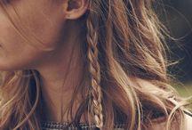 Hair stylist / Cabelos, penteados, desarrumados, iluminados