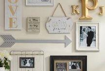family photo wall layouts