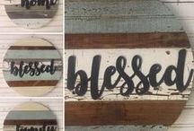Reclaimed wood must haves