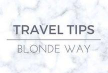 Blonde Way: Travel Tips