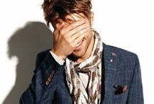 Men's fashion. / The latest men's fashion looks we are coveting.