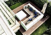 Outdoor Furniture / Unique and inspiring outdoor furniture