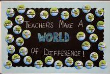Happy Teacher's Day / by Crystal Paul