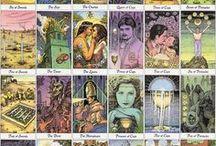 Tarot Decks / talie kart tarota