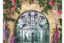 Doors and gates /drzwi i bramy