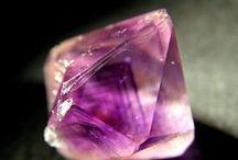 Crystals and minerals / kryształy i minerały