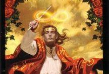 TAROT DECKS: Magican 1