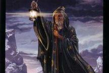 TAROT DECKS: The Hermit 9