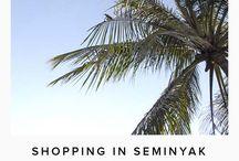 Bali. / There are five must-visit shopping spots in Bali: Ubud, Batu Belig, Seminyak, Legian, and Petitenget. Discover them on http://www.travelshopa.com