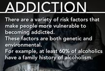 Addiction and Substance Abuse / @secondopiniontv