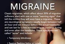 Migraine / @secondopiniontv