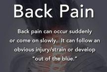 Back Pain / @secondopiniontv