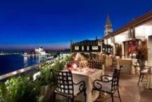 Best view from hotel / Le più belle viste e panorami dai roof dei più importanti alberghi del mondo. Posti da sogno ed esclusivi dagli hotel partner di IHMA.