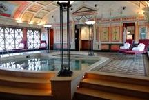 Best hotel SPA, pool and... / Le SPA e le piscine più incredibili ed esclusive presenti in strutture alberghiere partner dell'Accademia IHMA.