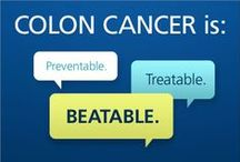 Colon Cancer / @secondopiniontv / by Second Opinion