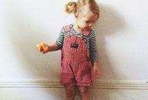 Fashion kids / Ropita para la princesa de la casa