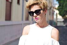 Sunglasses / Gafas de sol, una obsesión