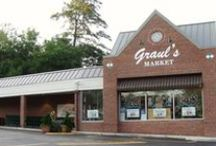 Graul's Market locations / Six locations