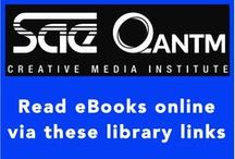 Full Text Digital Library / These links are provided for educational purposes only and are intended to supplement learning in media and cultural studies subjects at SAE Qantm.