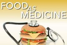 Food as Medicine / Eating for health may be more than counting calories.