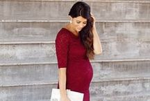 Hot Mama! Fashionably pregnant / Be your stylish self during pregnancy? Get inspired by these trendsetters now!