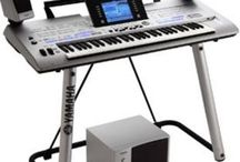 Music / Keyboards past present and future