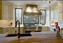 Kitchens I Love / Someday, this is where I'll spend my days baking cookies...