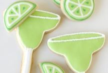 Summertime Cookie Ideas / Too hot to bake cookies?  Never!