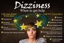 Dizziness / Dizziness/Light-headedness/Vertigo To learn more visit: secondopinion-tv.org/episode/dizziness / by Second Opinion