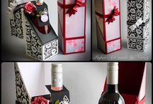Creative packaging nets / Unusual packaging nets for crafters