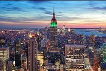 New York / Things to do, Places to see! / by Crystal Paul
