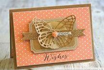 småkort inspirasjon / 6x6 10x10 kort