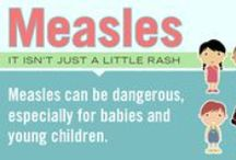 Measles / Measles | Vaccinations / by Second Opinion