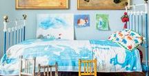 Children's rooms / Beautiful spaces to inspire your child's creativity