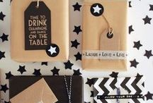 Great Gift Wrapping Ideas / There's so many ways to make sure your gift makes a good first impression!