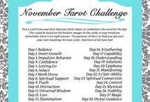 Tarot challenge /Tarot - Wyzwania