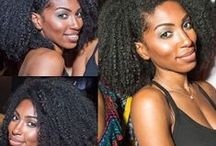 FLAUNT FOLLICLES | hair / Natural Hair Styles via @TheFlauntFiles on YouTube