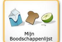 Onderwijs - Eten & drinken/ Winkel