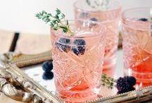 Spring & Summer drink recipes