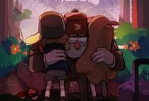 Gravity Falls / Still can't believe it's ended